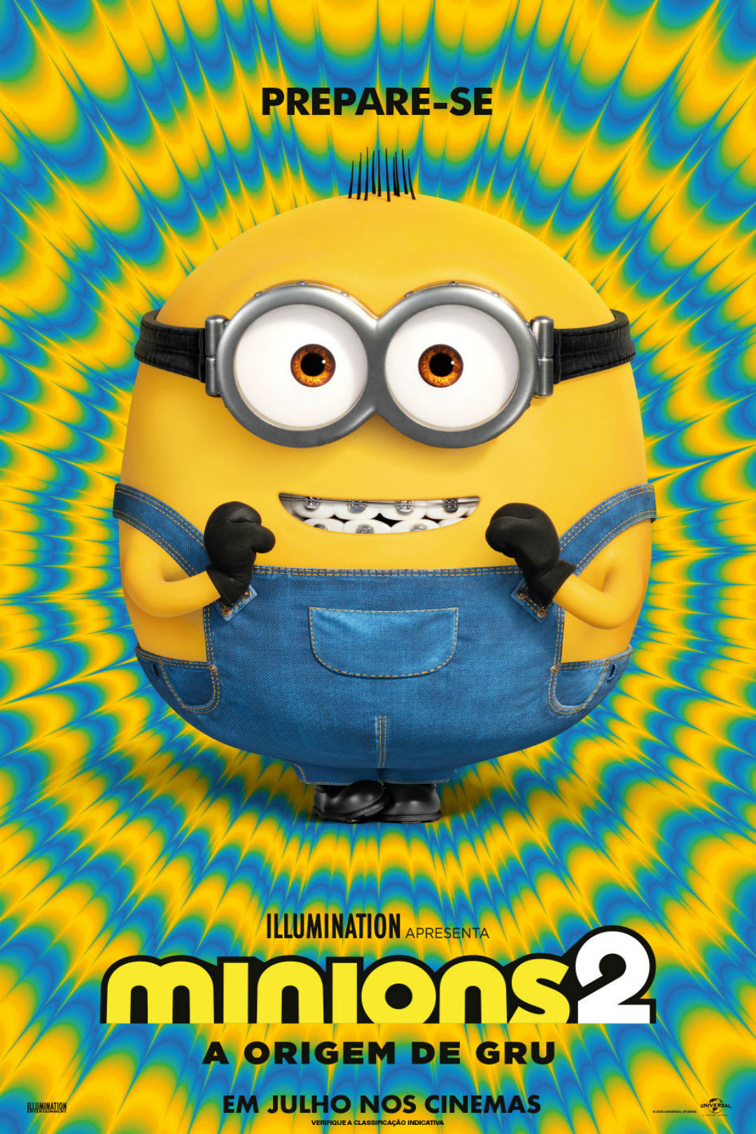 Minions: The Rise of Gru Movie Online
