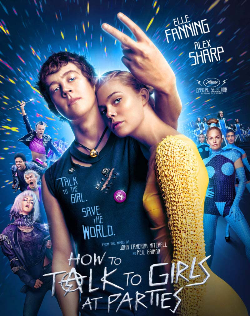 How to Talk to Girls at Parties (2018) Movie Free Online