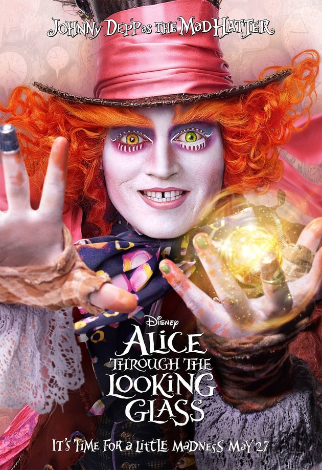 Alice Through the Looking Glass Full Movie Free Online