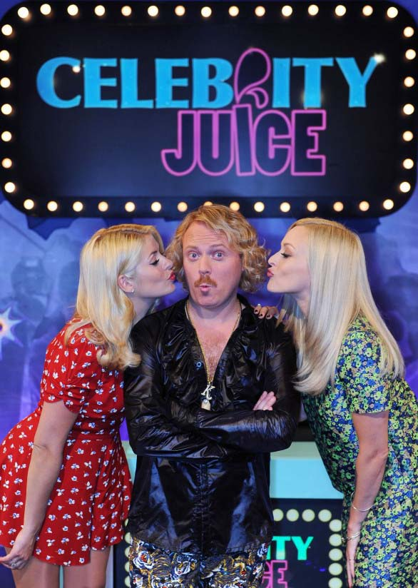 Celebrity Juice full episodes video