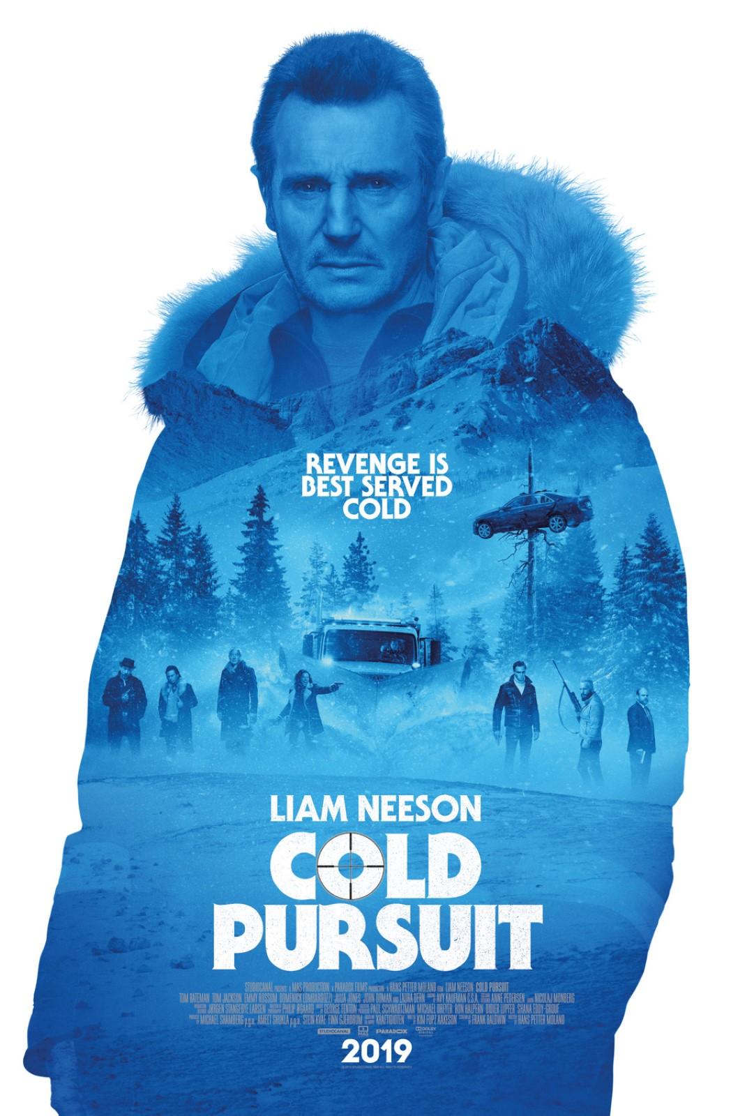 Cold Pursuit (2019) Movie Free Online