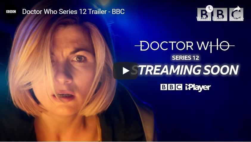 DOCTOR WHO - Series 12 - 2020 Full series video trailer Free Online