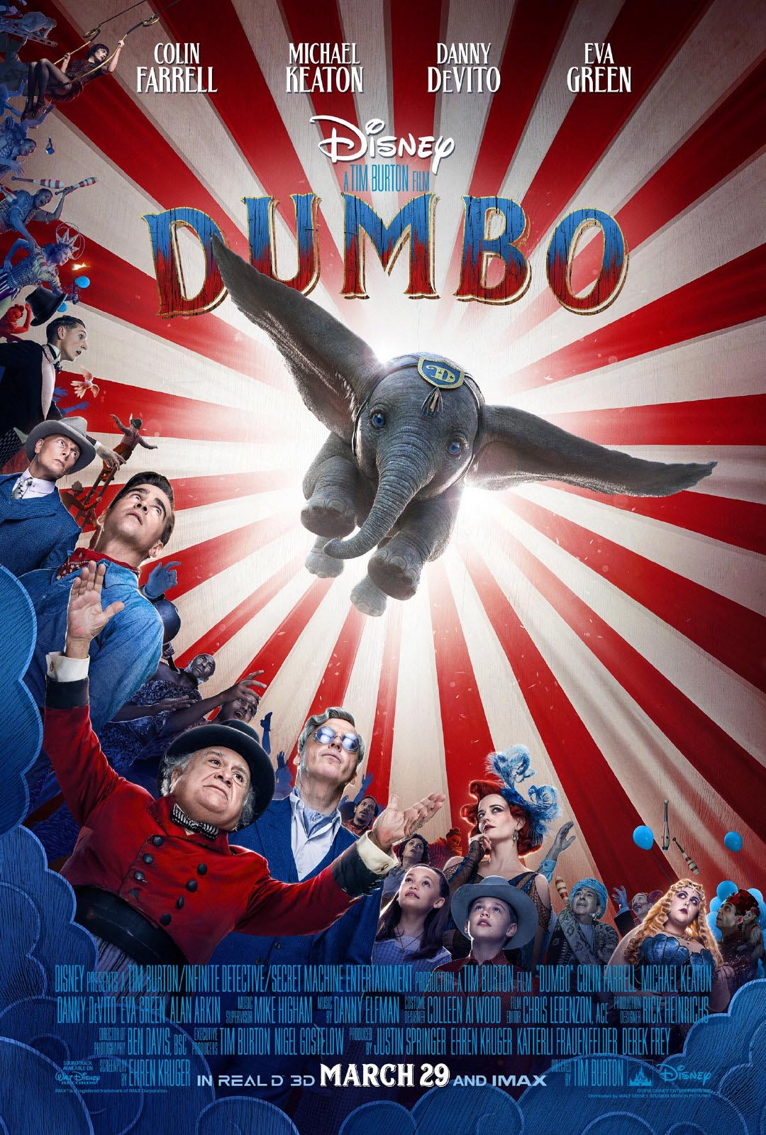 DUMBO (2019) Full Movie Free Online