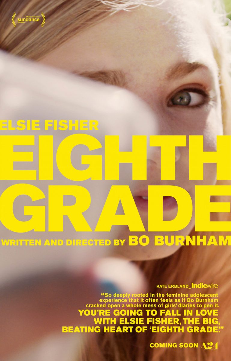 Eighth Grade is a 2018 Full Movie Free Online