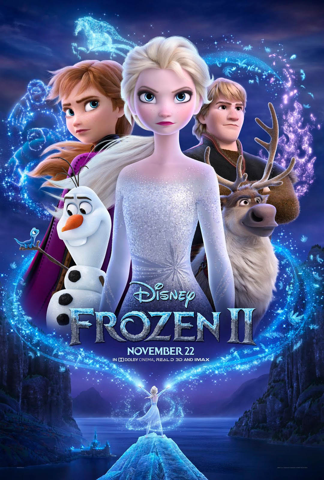 Frozen 2 (2019) Full Movie Free Online