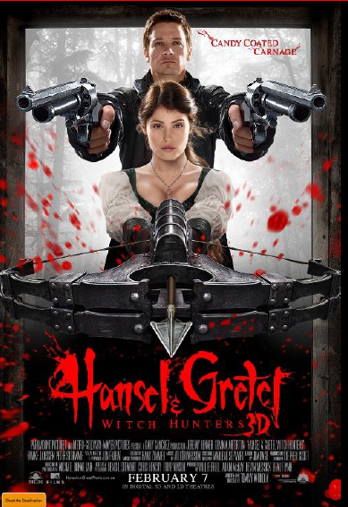 Hansel & Gretel: Witch Hunters Full Movie