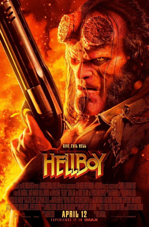 Hellboy (2019) Movie Free Online