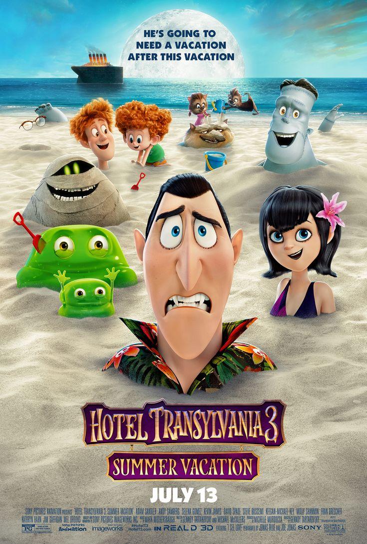 Hotel Transylvania 3 (2018) Full Movie Free Online