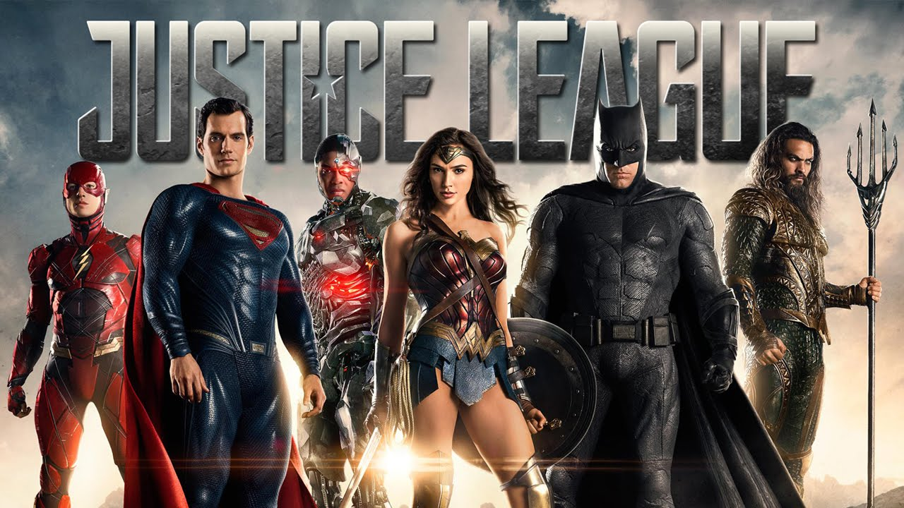 JUSTICE LEAGUE - 2017 Movie Free Online