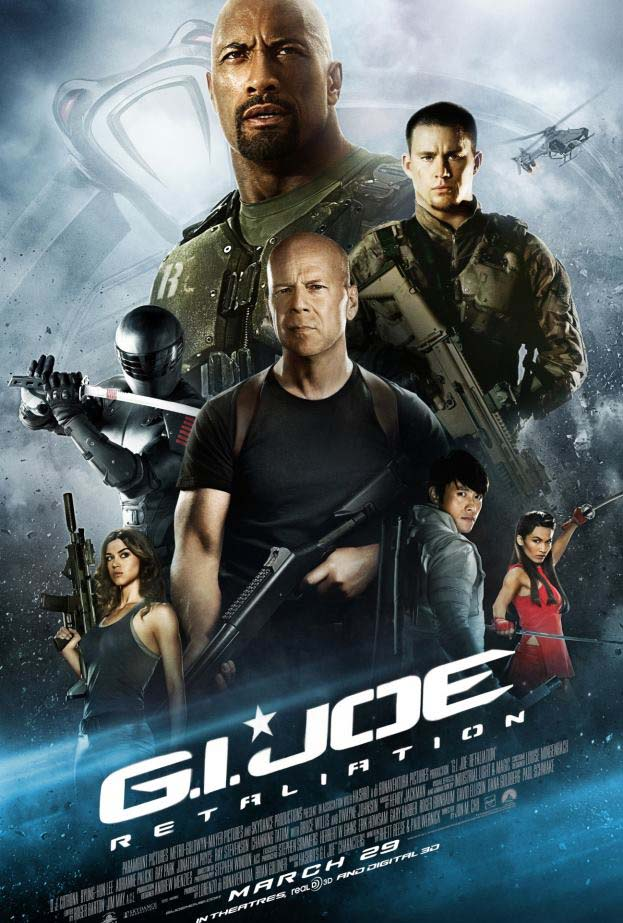 G.I Joe Retaliation Full Movie Free Online