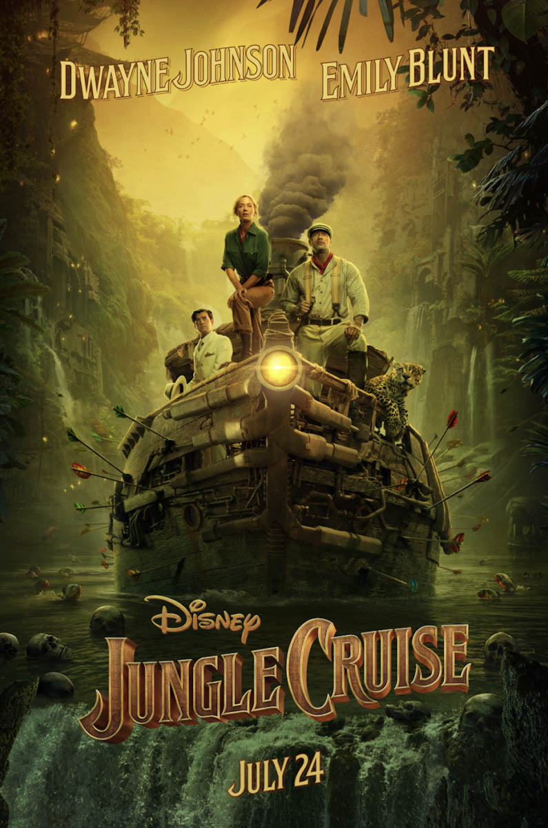 Jungle Cruise (2020) Movie Free Online