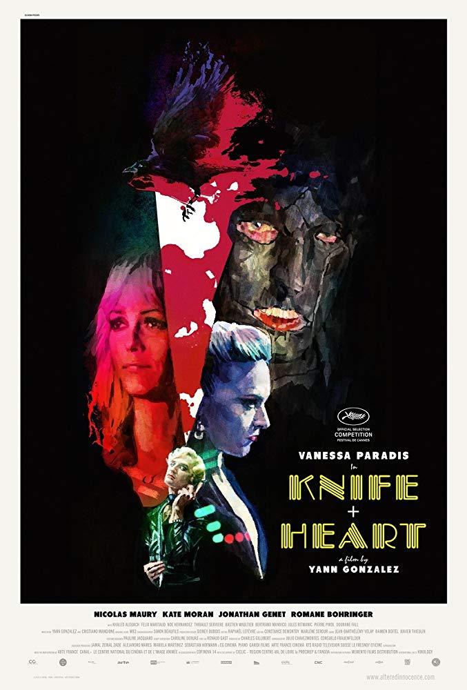 Knife+Heart (2019) Movie Free Online