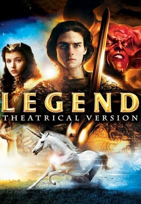 Tom Cruise (Legend) 1985 Full Movie poster Free Online