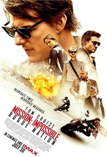 Mission: Impossible Rogue Nation Movie 2015