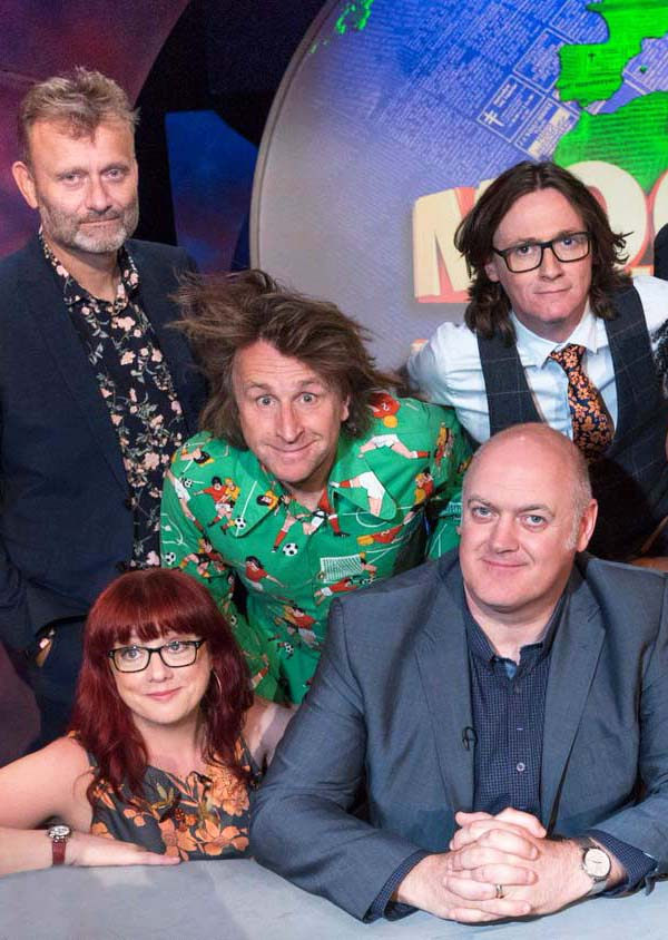 Mock The Week Full Videos