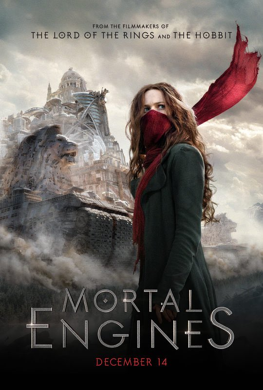 Mortal Engines (2018) Watch Full Video Free Online