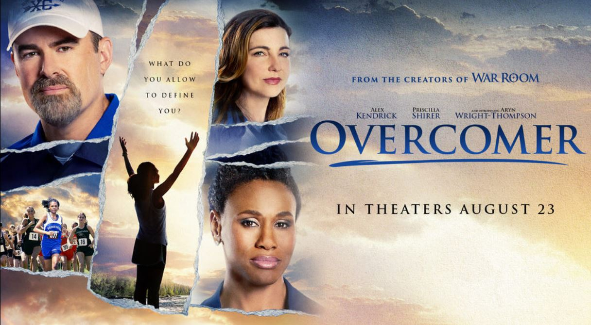 Overcomer movie poster 2019