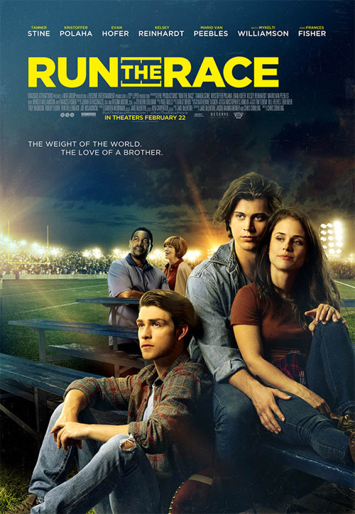 Run The Race (2019) Movie Free Online