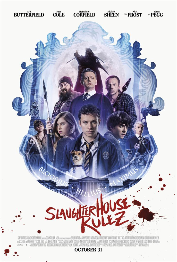 Slaughterhouse Rulez 2018 Full Movie Free Online