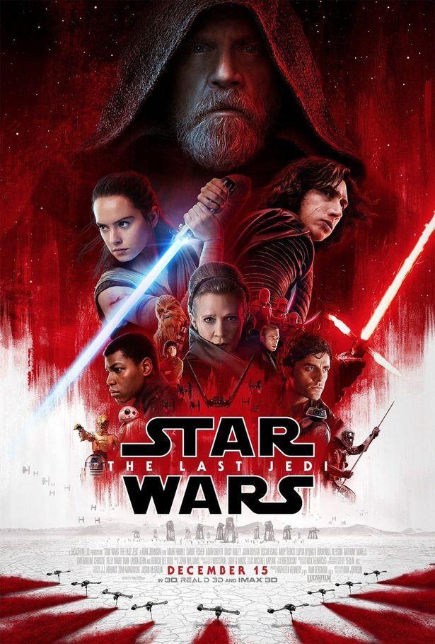 Star Wars Episode VIII - The Last Jedi (2017)