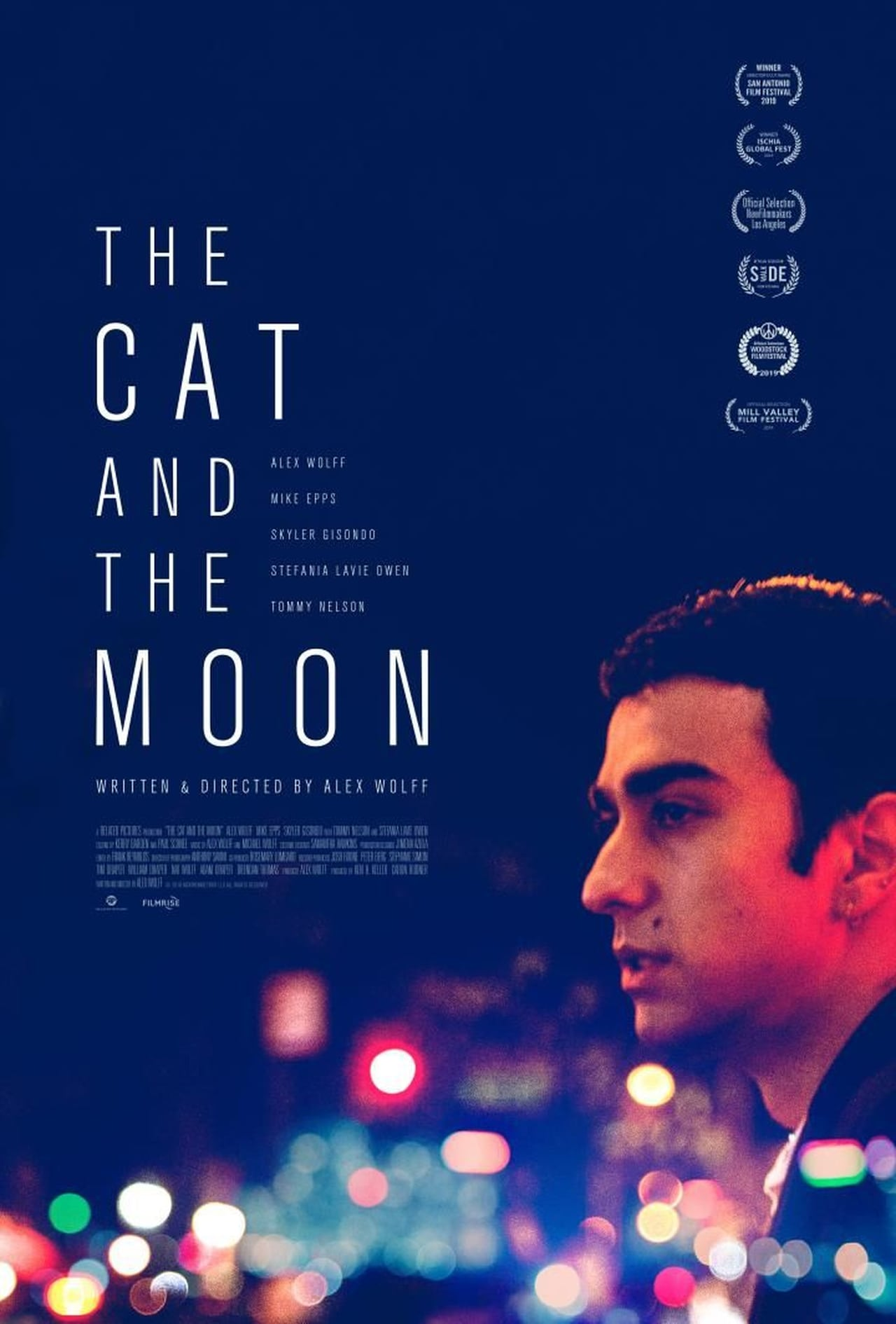 The Cat And The Moon Online