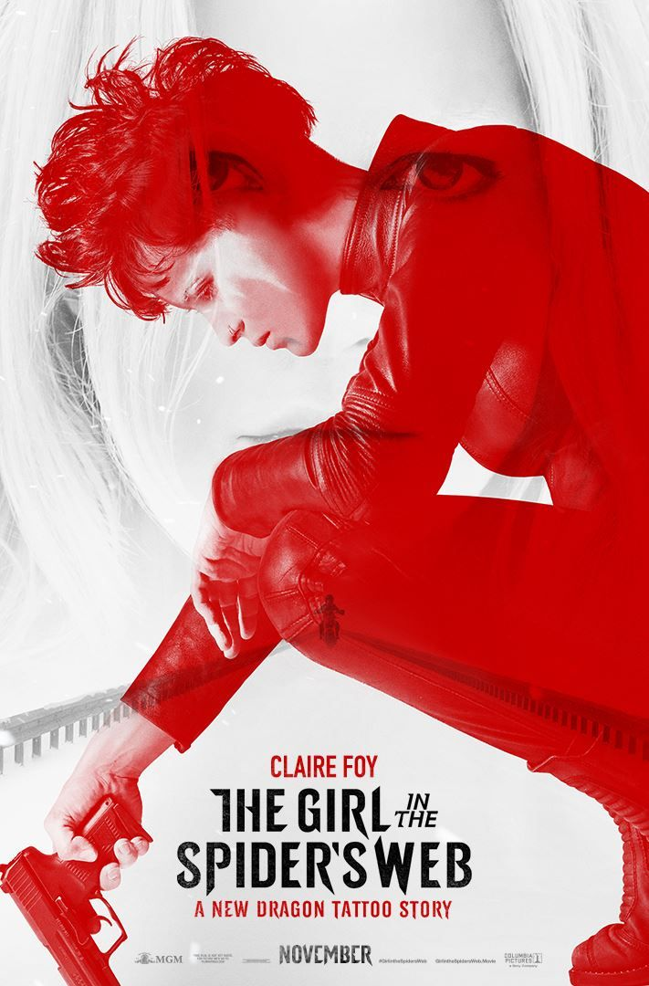 The Girl in the Spider's Web (2018) Full Movie Free Online
