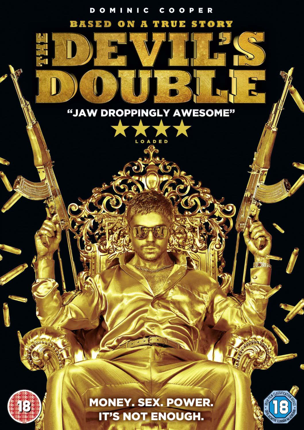 The Devils Double movie