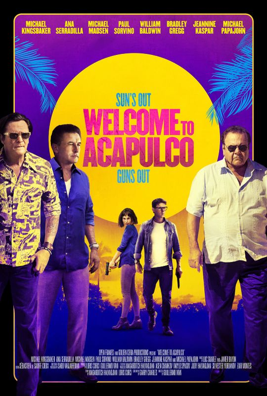 Welcome to Acapulco (2019) Warner Bros Movie Free Online