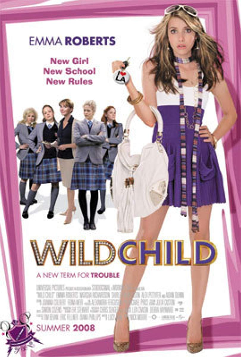 Wild Child is a 2008 Full Movie Free Online
