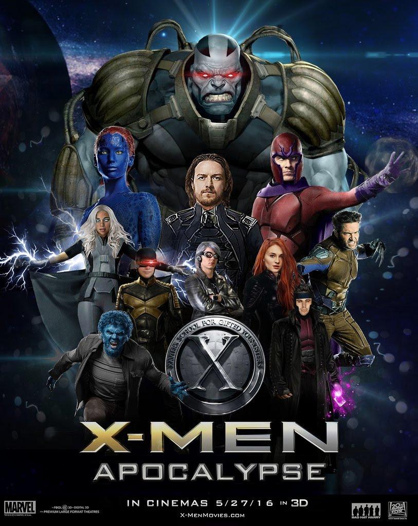 X-Men: Apocalypse (May 2016)