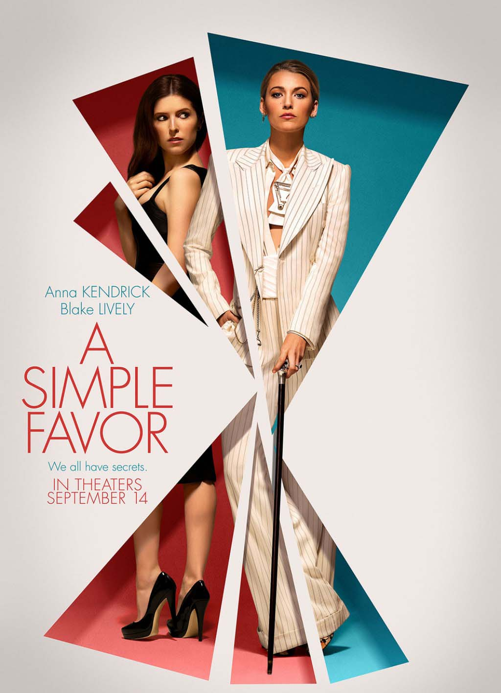 A Simple Favor (2018) Full Movie Free Online