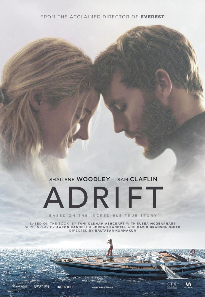 Adrift (2018) Full Movie Free Online