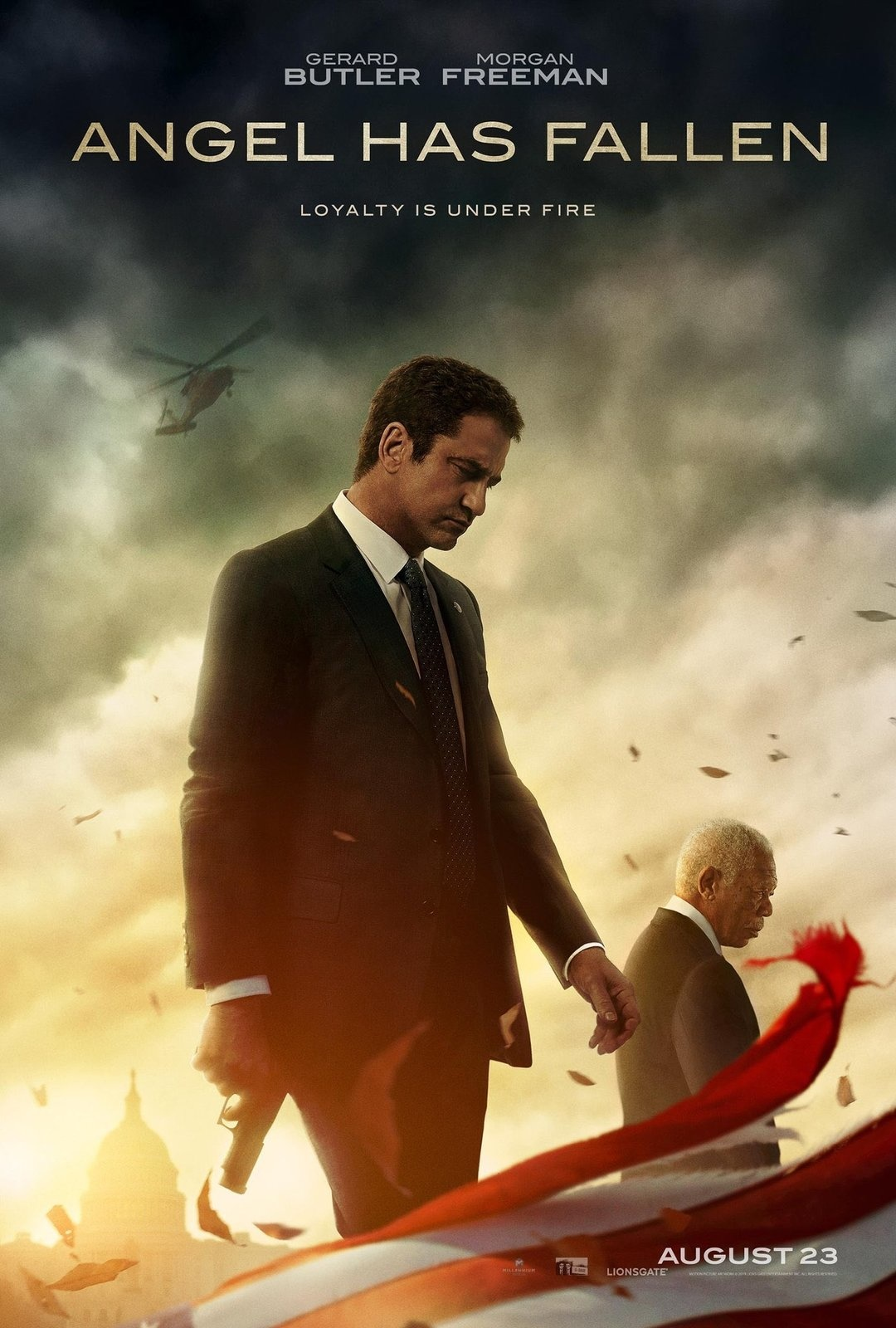 Angel Has Fallen Movie 2 Free Online