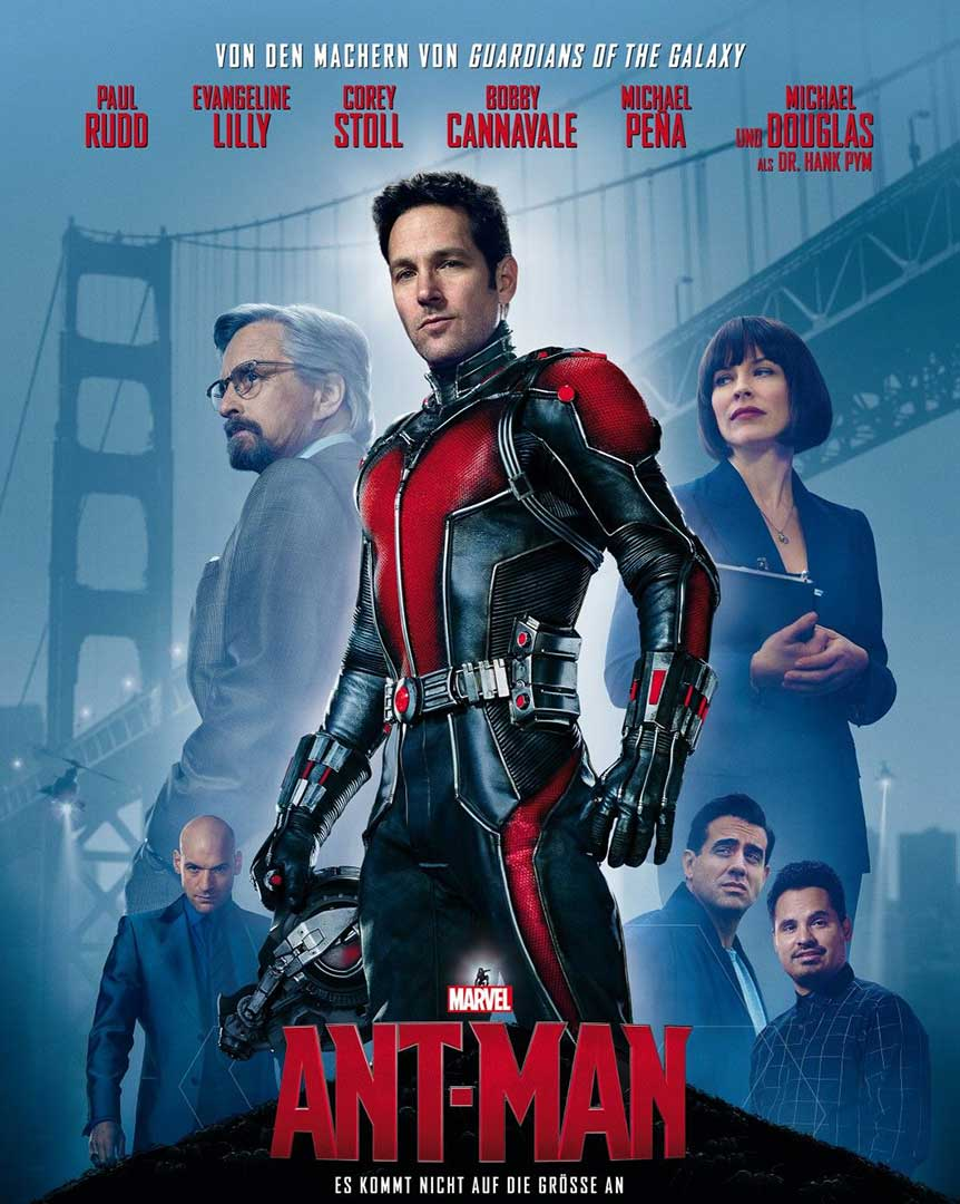 Ant-Man 2015 Movie