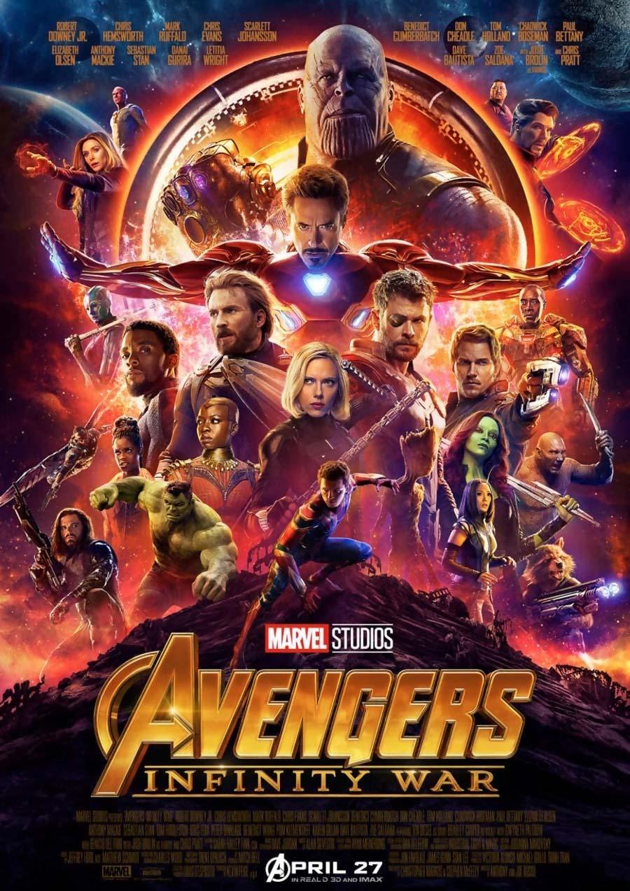 Avengers Infinity War (2018) Full Movie Free Online