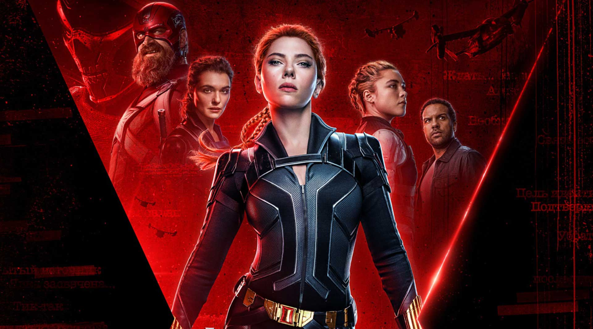 Black Widow - Movie 2020 Trailer Video Online HD