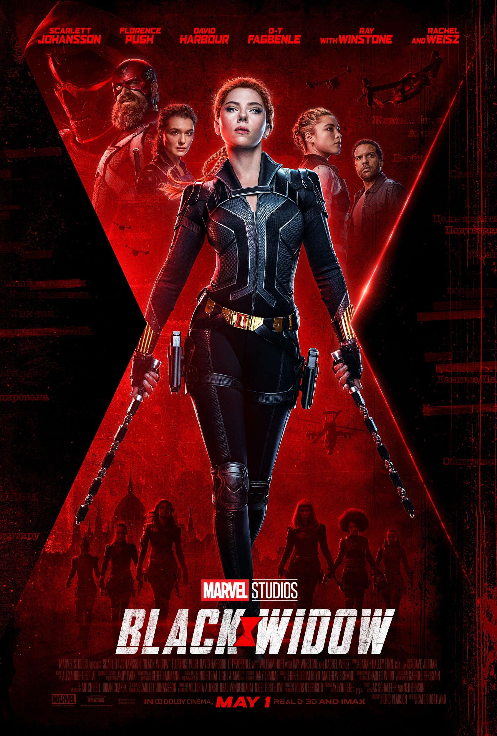 Black Widow (2020) Official Full Movie Free Online