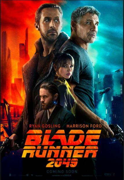 Blade Runner 2049 (2017) Full Movie Free Online