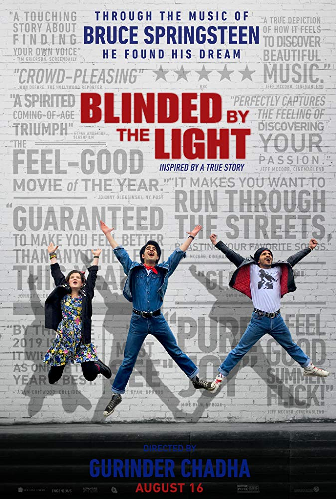 Blinded By The Light Movie Free Online