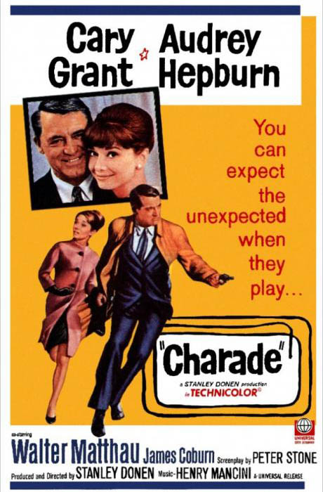 Charade 1963 | Audrey Hepburn | Cary Grant | Watch full Movie video Online