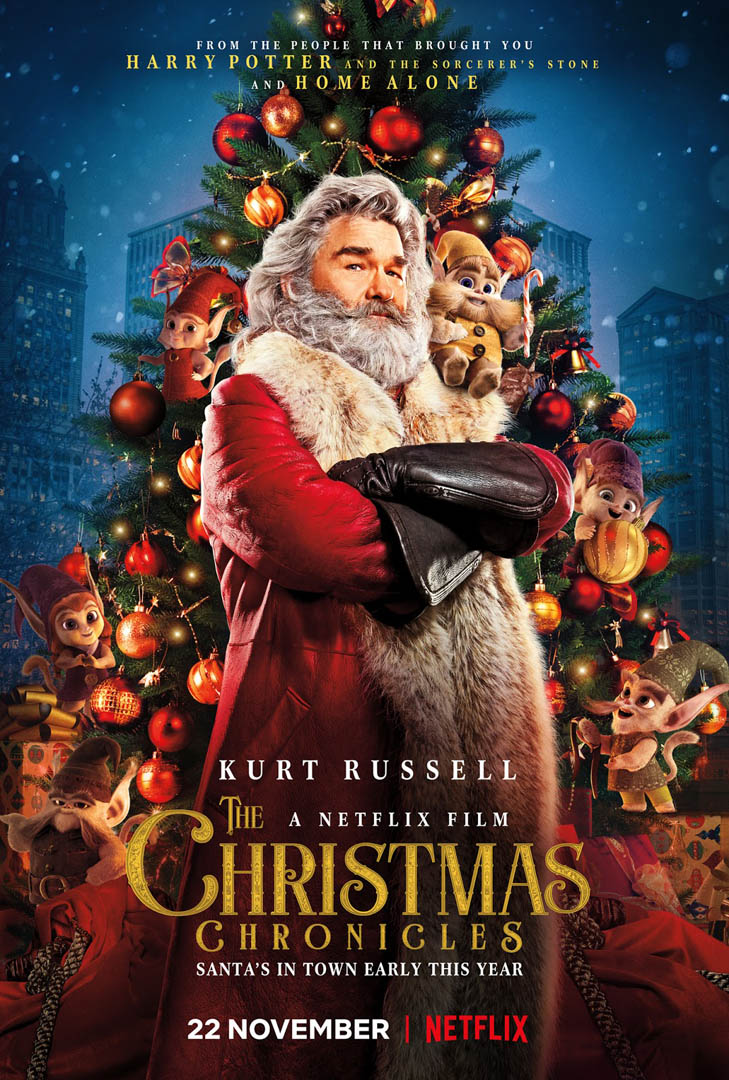 The Christmas Chronicles (2018) Movie Free Online