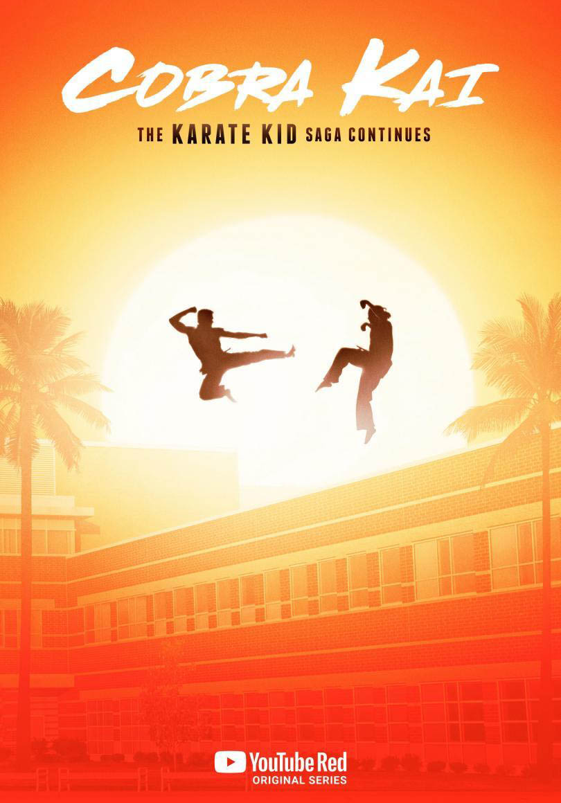 Cobra Kai 2018 Series