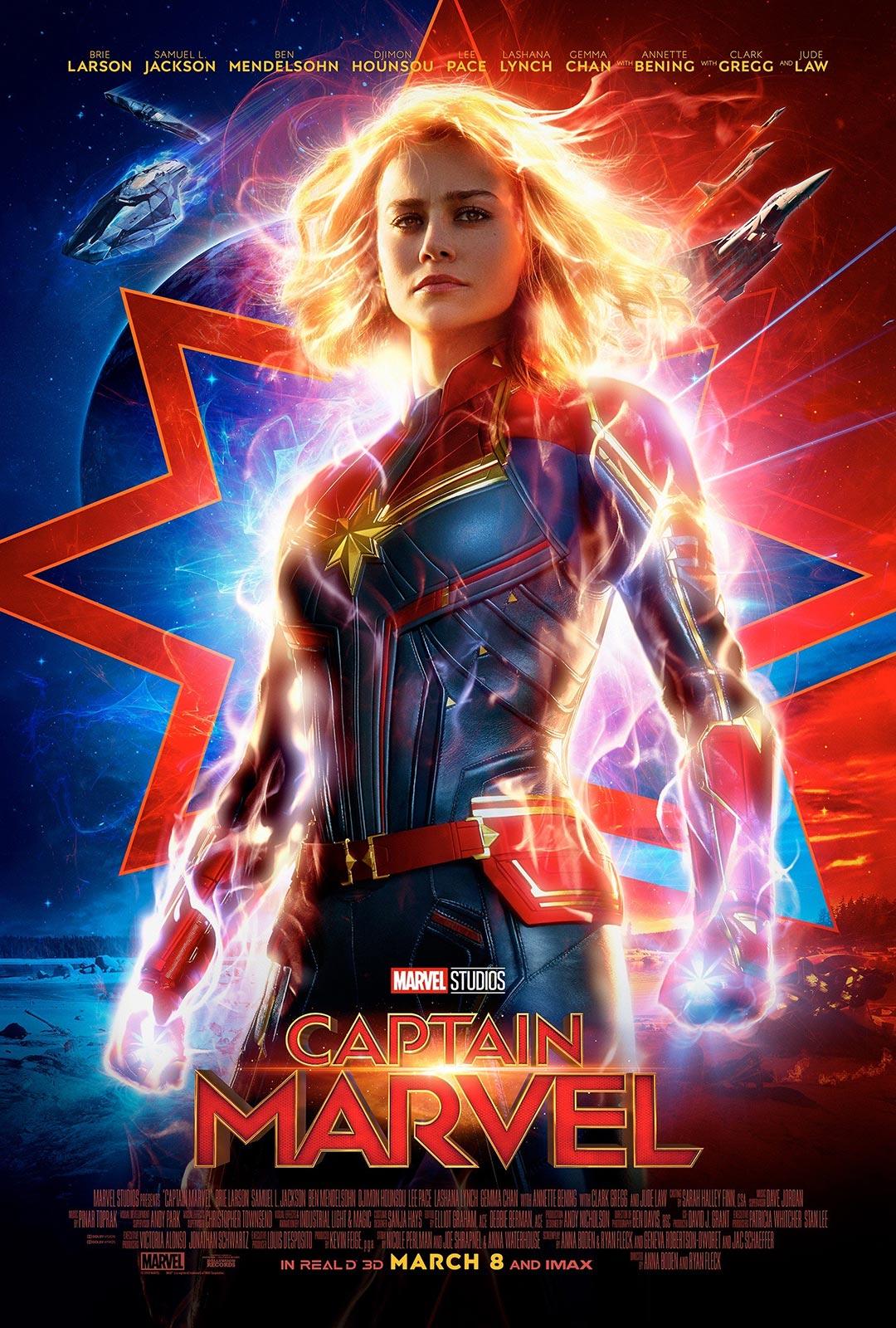 Captain Marvel 2019 Full Movie Free Online