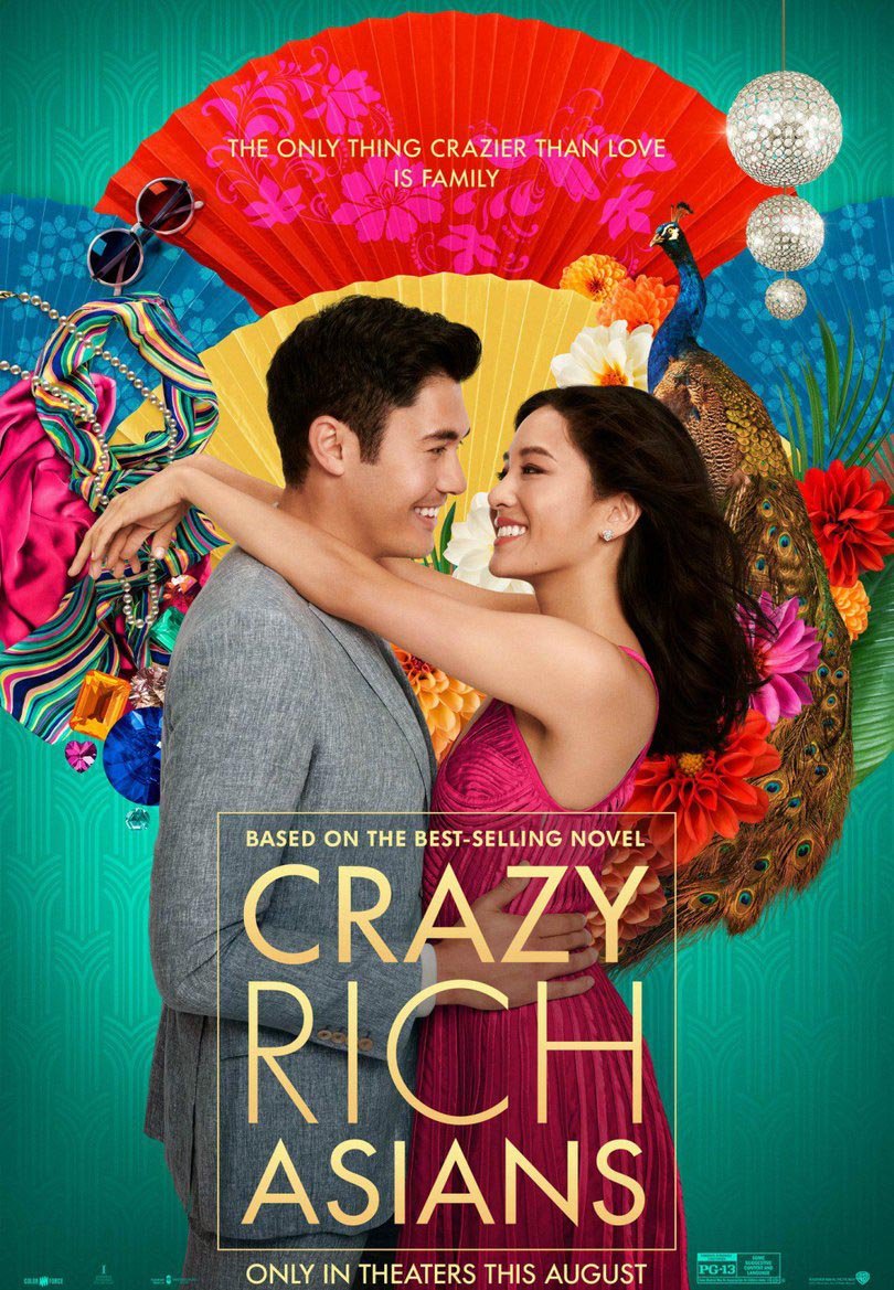 Crazy Rich Asians (2018) Full Movie Free Online