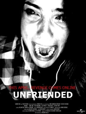 Unfriended Cybernatural Movie 2014