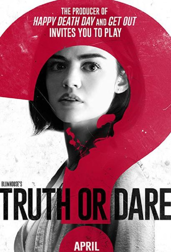 Truth or Dare (2018) Full Movie Free Online