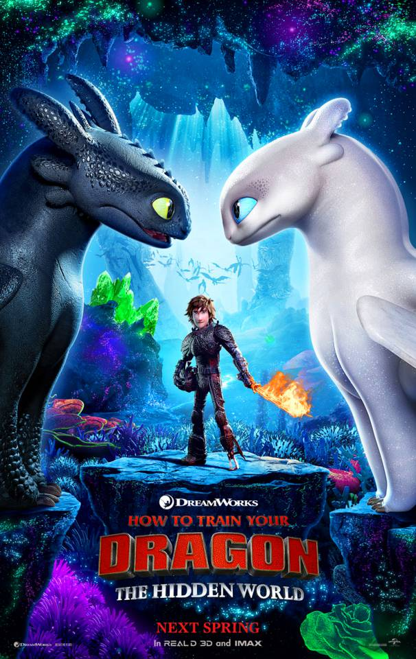 How to Train Your Dragon: The Hidden World 2019 Full Movie Free Online
