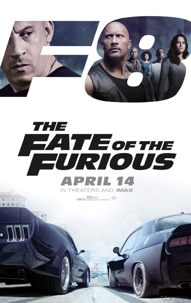 The Fate of the Furious (2017) Full Movie Free Online