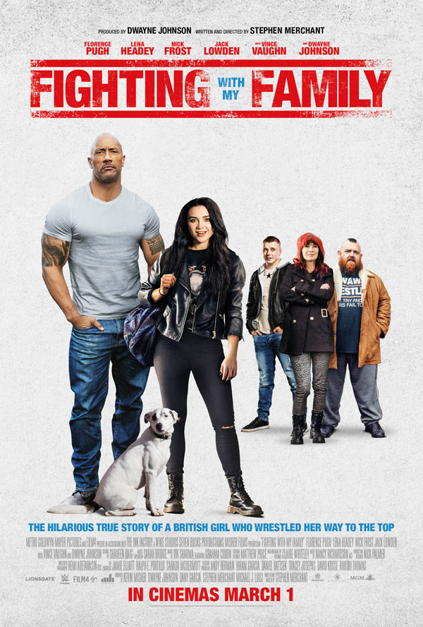 Fighting With My Family (2019) Warner Bros Movie Free Online