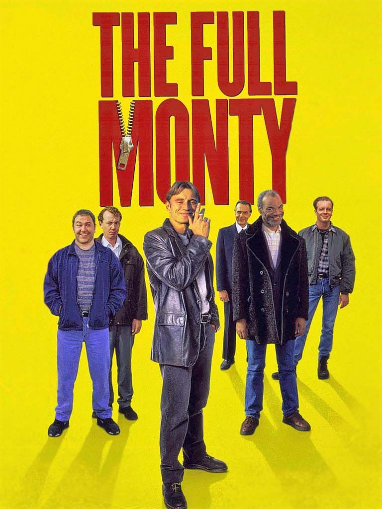 Full Monty Movie video